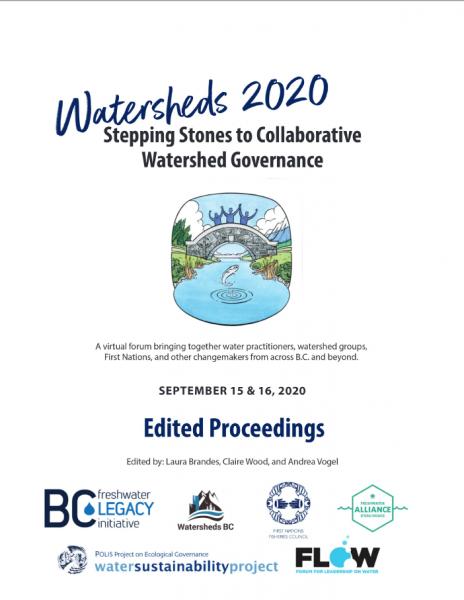 Watersheds 2020: Proceedings Report
